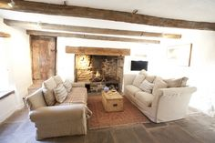 Patrishow Farm, perfect for snoozing upstairs or down!