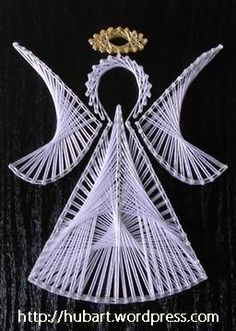 stringart_angel
