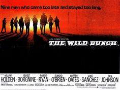 The Wild Bunch 11x14 Movie Poster (1969)