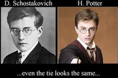 Harry Potter Shostakovich