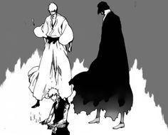Ichigo y el nuevo espíritu de Zangetsu