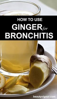 How to Use Ginger for Bronchitis #bronchitis #Ginger