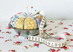 Mini Pie Pin Cushion $15