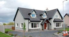 Image result for 2000sqft dormer houses ireland