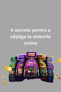 4 secrete pentru a câștiga la sloturile online – tu le cunoști? News, The Secret