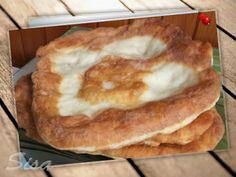 Hrnčekové recepty: Langoše z chladničky. Apple Pie, Pancakes, Food And Drink, Pizza, Cooking, Breakfast, Kitchen, Morning Coffee, Pancake