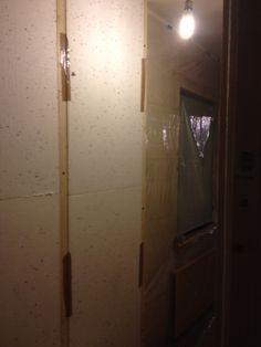 """2"""" aero board insulation,"""