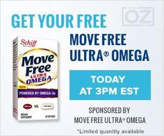 FREE Full Size Move Free Ultra Omega