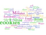 Wordles!  Choose any words, type them in, choose colours/style and the word cloud is formed.  Great for signs/posters, class names poster or student assignment - describing words about self, specific topic, etc...  Love this FREE site!
