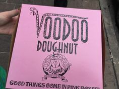 """DUDE, who doesn't love a funky doughnut? Right? The world-famous Portland,Oregon based Voodoo Doughnuts has set up shop on 6th Street in Austin. There is nothing """"normal"""" about this place so it fits perfectly into the """"Keep Austin Weird"""" mantra. Voodoo Doughnuts is the brainchild of founders, Kenneth """"Cat Daddy"""" Pogson and Tres Shannon. They …"""