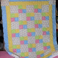 baby quilt patterns | Creations by MM » Baby Quilts