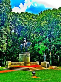 Guilford Courthouse National Military Park Greensboro, NC  The Battle of Guilford Courthouse Thursday, March 15, 1781