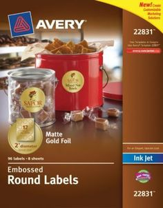 avery removable round labels 1 inch diameter white pack of 945