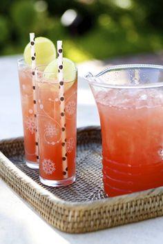 #Watermelon #punch #cold #drinks #Summer #Sun #Garden #Patio #Zon #Zomer #Tuin #Terras #Fonteyn <3