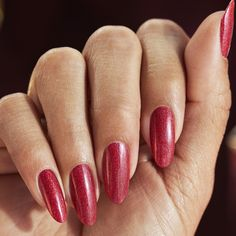 Go ahead, #PaintTheTinselTownRed! The iconic #BigAppleRed has been festively reimagined into this stunning glow-up shade that's full of mesmerizing glitter flecks. #OPICelebration brings the glitz and the glam to the red lacquer fam! ❤️ #ColorIsTheAnswer #RedNails #PartyNails #HolidayNails #FestiveNails #OPIObsessed #NailGoals #HolidayMani #RedMani #GlitterNails #GlitterMani #NYENails #NYEMani #NailsOnFleek #NOTD #ShimmerMani #BoldMani