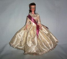 Miss Seattle World's Fair 1962 Barbie Clone Fashion Doll Complete w Display Dome | eBay