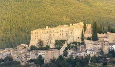 Nikonclub.it - Rocca Sinibalda Castello