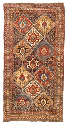 A Qashqa'i carpet, Southwest Persia | lot | Sotheby's