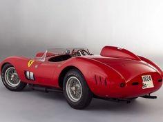 Ferrari 335 S Scaglietti Spyder (Chassis High Resolution Image Most Expensive Car Ever, Expensive Cars, Cool Sports Cars, Super Sport Cars, Bugatti, Maserati, Matra, Car Racer, Jaguar Xk