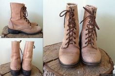 Brown Suede Laredo Roper Boot Size 7 1/2 by milkandcookiess, $50.00