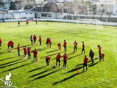 Independiente de pretemporada en Tandil.