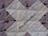 Quilt History Reports: Researching Signature Quilts