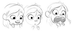 Resultado de imagem para characters little girl