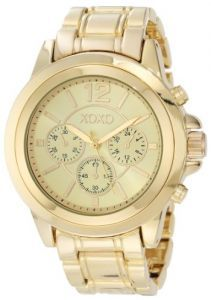 b133b28f0f9 XOXO Women s Gold-Tone Bracelet Watch - of the week for boyfriend