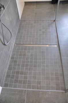 Bodenebene Dusche mit Mosaik Villeroy & Boch Upper... - #Boch #Bodenebene #Dusche #mit #mitdusche #mosaik #Upper #Villeroy