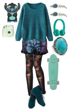 """Untitled #179"" by myfandomheart on Polyvore featuring Jonathan Aston, Assad Mounser, Beats by Dr. Dre, Bling Jewelry and Fuji"