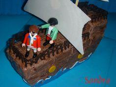 fiesta temática #playmobil tartas e imprimibles gratis fiesta pirata
