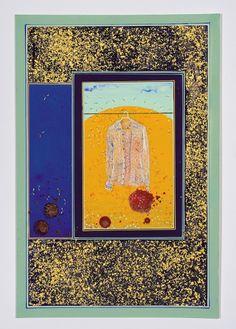 Imran Qureshi Art | and Regeneration: Imran Qureshi at the Metropolitan Museum of Art ...