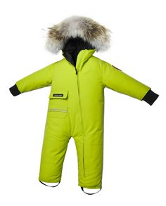 Canada Goose down replica official - Canada Goose Unisex Infant/Toddler Baby Snowsuit - Created for ...