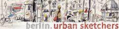 Urban Sketchers - Chapter: Germany: Berlin