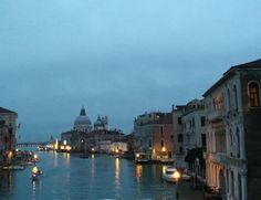 Arrivederci Venezia.