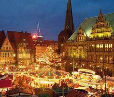 Trier ~ Rhineland-Palatinate ~ Germany ~ Christmas Market