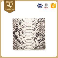 OEM ODM 100% Python Leather Top 10 Wallet Brands/ Slim Wallet the Man Leather Wallet/ Men's Wallet Men