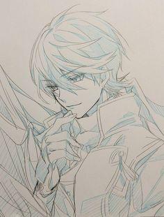 Learn To Draw Manga - Drawing On Demand Anime Drawings Sketches, Anime Sketch, Manga Drawing, Manga Art, Drawing Faces, Art Drawings, Drawing Tips, Pencil Drawings, Art Anime