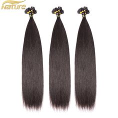 1g/Root Forever Factory Price Keratin Pre-Bonded Remy Human Hair Double Drawn Cheap Hair Extension