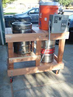 Scuba Steve's wood rig - Home Brew Forums