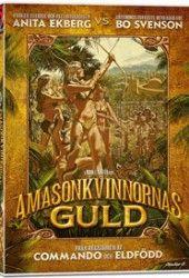 Recension av Amazonkvinnornas guld. En film av Mark L. Lester med Bo  Svenson 2ae2f42e38b10