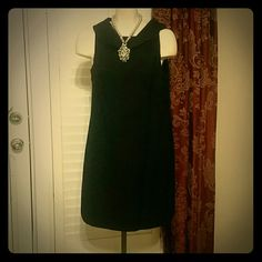 Dress Straight dress with double breast jacket the jacket is a size 12 and thedress is a 10 Dresses