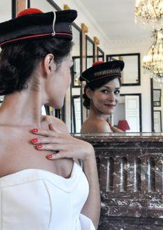 Robe de mariee Berengere Cardera sur mesure Paris l Modele Rue de Capri l La Fiancee du Panda blog mariage-1