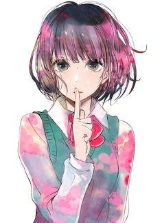 Zerochan has 45 Yasuraoka Hanabi anime images, wallpapers, Android/iPhone wallpapers, fanart, and many more in its gallery. Yasuraoka Hanabi is a character from Kuzu no Honkai. Manga Anime, Fanart Manga, Anime Gifs, Fanarts Anime, Anime Art, Anime Love, Beautiful Anime Girl, Girls Anime, Manga Girl
