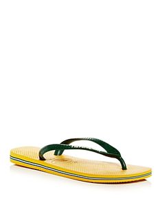 8f6b34f3005ec8 HAVAIANAS HAVAIANAS BRAZIL LOGO FLIP-FLOPS.  havaianas  shoes. ModeSens Men