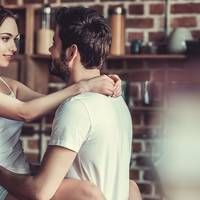 One of the most common relationship problems is mismatched libidos. Whether your partner's sex drive is lower or higher than yours, it's not hopeless. Cuddling Positions, Take Off Clothes, Relationship Problems, Confessions, Positivity, Exercise, Life, Captions, Bedroom Ideas