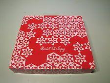 GORGEOUS 3 NESTING MARSHALL FIELD DEPT STORE CHRISTMAS GIFT BOXES +bonus box+++
