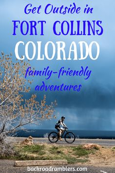Fort Collins, Colorado is an incredible destination for outdoor lovers and families, and there is something going on in all four seasons. This local's guide includes the best things to do in Old Town Vail Colorado, Denver Colorado, Estes Park Colorado, Breckenridge Colorado, Colorado Hiking, Mountain Vacations, Family Vacation Destinations, Vacation Trips, Travel Destinations