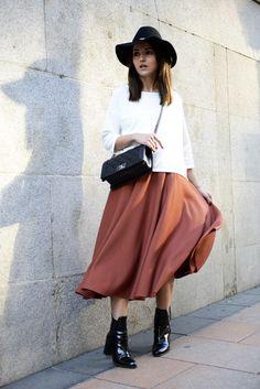 Midi skirt by Lovely Pepa