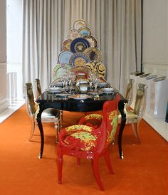 Charming The New U201cIconic Heroesu201c Collection By Rosenthal Meets Versace Mirrors The  Ancient Motifs And Myths, For Which The Versace Company Has Always Had U2026